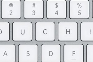 How Your Flat Keyboard Is Plotting Against You – Goldtouch