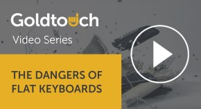 The Dangers of Flat Keyboards