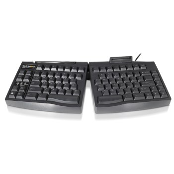 ErgoSecure 2.0 Smart Card Keyboard GTS-0077 Best Ergonomic Keyboard