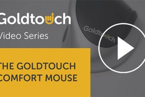 The Goldtouch Comfort Mouse