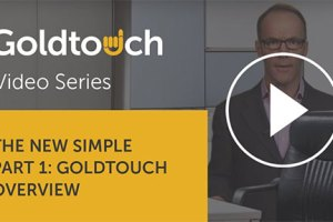 The New Simple, Part 1: Goldtouch overview