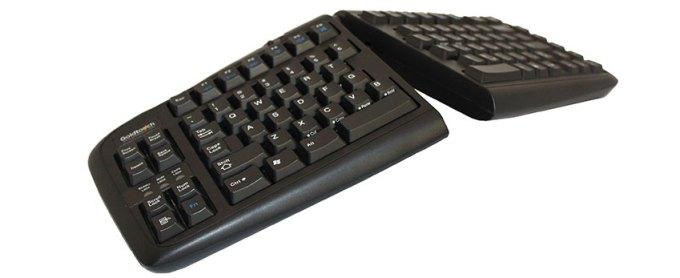 GTN-0099 ergonomic keyboard