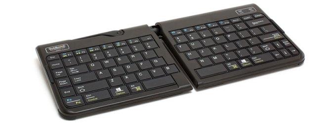 GTP-0044W ergonomic keyboard