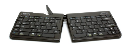 Goldtouch Go!2 Bluetooth Wireless Mobile Keyboard, Popular Ergonomic Keyboards, GTP-0044W