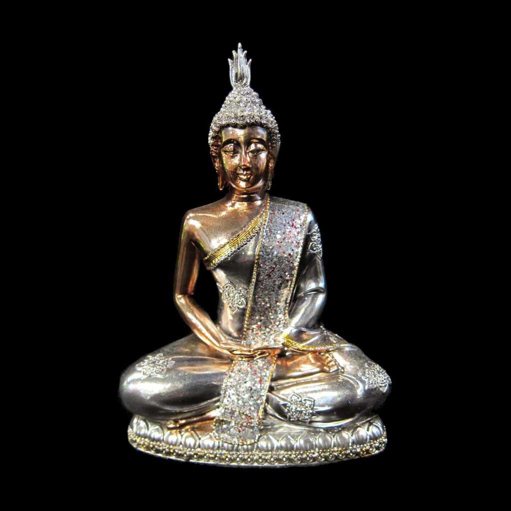 Meditating Buddha Statue