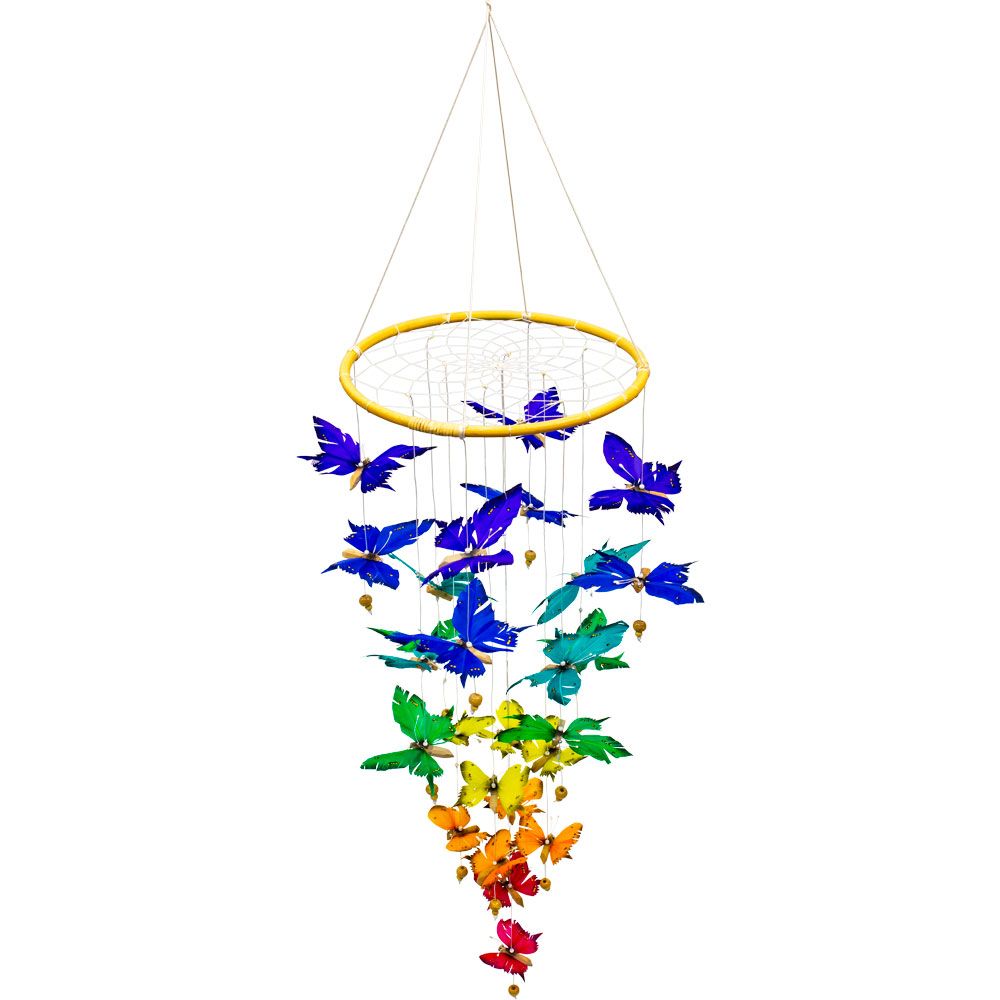 Butterfly Mobile Dreamcatcher