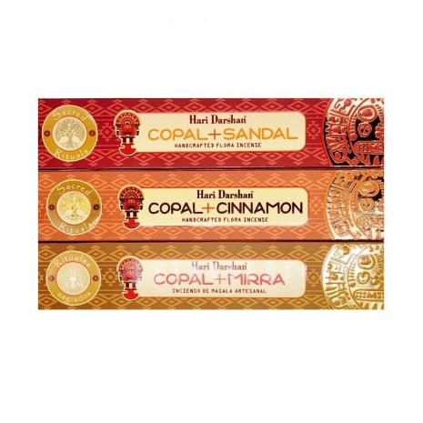 Hari Darshan Copal Series Incense Sticks (1)