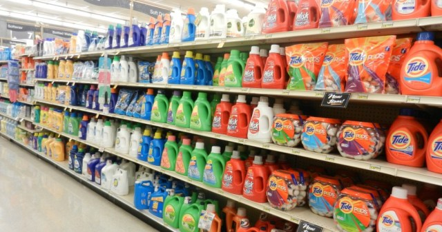 gold water group save money on laundry detergents