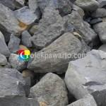 Batuan Tambang Andesite