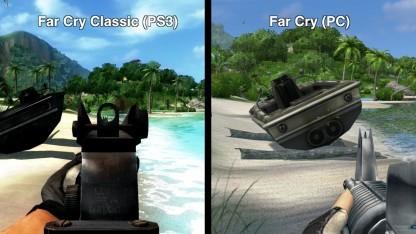 Far Cry Classic Im Vergleich Gameplay Klassisch Technik
