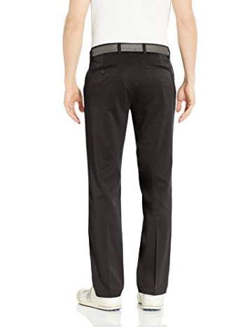 Amazon Essentials Straight-Fit Stretch golf-pants, Black, 30W x 32L - 2