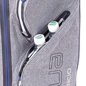 Big Max Aqua Silencio 3 Golf Cartbag 2020-100% wasserdichte Golftasche (Black) - 4