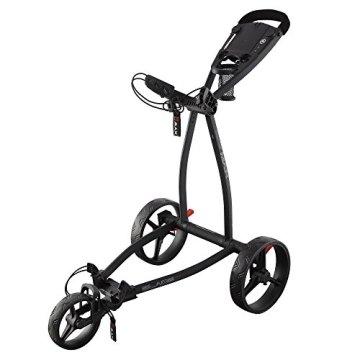 Big Max Golf Trolley Blade IP 3 Rad Flat faltbar Black - 3