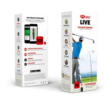Game Golf Gps Tracking Gerät LiveSecond Generation, 008 - 11