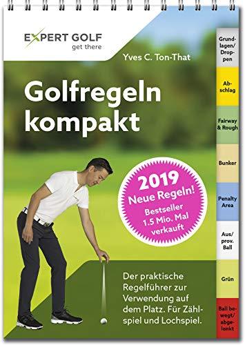 Golfregeln kompakt 2019: Der praktische Regelführer zur Verwendung auf dem Platz - 1