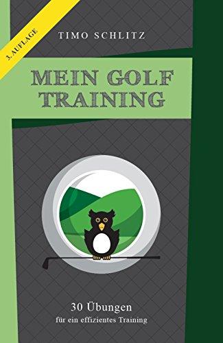 Mein Golf Training: 30 Übungen für ein effektives Training | Booklet mit Drills für das Golf-Bag - 3