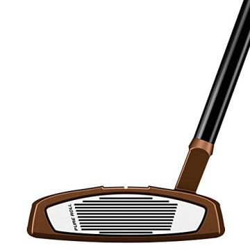 TaylorMade Golf Spider X Putter, Copper, 3 Hosel, Left Hand, 35
