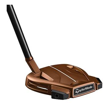 "TaylorMade Golf Spider X Putter, Copper, 3 Hosel, Right Hand, 34"" - 1"