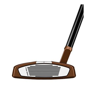 TaylorMade Golf Spider X Putter, Copper/White, 3 Hosel, Right Hand, 34