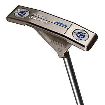 TaylorMade Putter Truss Center Shaft, Unisex-Erwachsene, Truss Putter, Titan, Schwarz, Blau, 35