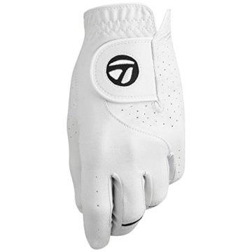 TaylorMade Stratus Tech Golfhandschuhe für Herren, 2 Stück, Herren, TM18StratusTech2Pck Lh 2XL, weiß, XX-Large - 3