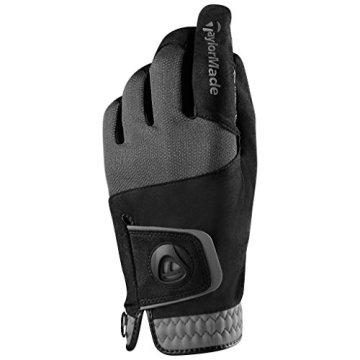 TaylorMade TM18Regen Control Handschuh, XXL, schwarz/grau - 6