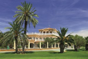 Oliva Nova Golf Course Club House