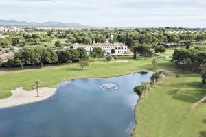 Escorpion Golf course Lagos+clubhouse