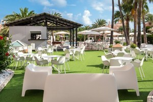 Oliva Nova Golf & Beach Resort Pool Terrace