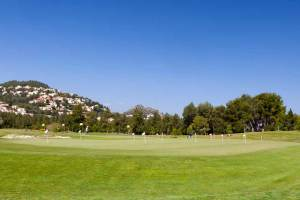 La Sella Putting Area