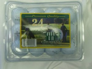 CADDYSHACK GOLF CO INC – 24-Pack Reconditioned Golf Balls