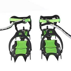BRS Édition Professionnelle Quatorze dents Crampons à glace En hiver Bottes à neige Boîtes à chaussures Gripper BRS-S1A
