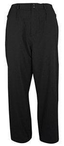 Callaway Golf Performance Veste imperméable Pantalon, Homme, Black (002)