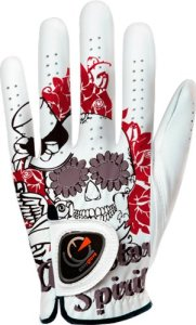 Easy Glove California_Ancestor-Spirit Gant de golf Multicolore M