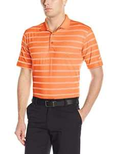 Callaway Opti-vent Chemise à manches courtes à rayures Polo