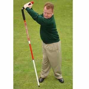 Randy Myers Barre d'étirement pour golfeurs
