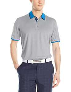 adidas Golf pour homme Climacool Performance pour homme Large Mid Grey/Blast Blue/Dark Slate