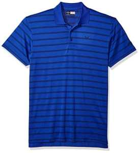 Callaway pour homme Big & Tall Opti-vent à manches courtes à rayures Polo, Homme, CGKS7J4X, Surf The Web, 4X