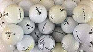 50Srixon AD333Tour Balles de golf Grade B Balles (utilisé non NEUF)