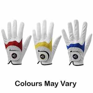 Dunlop Tour à toutes les intempéries Junior pour enfant Gant de golf main gauche élastique poignet petit blanc