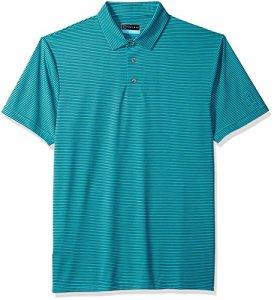 PGA Tour Homme PVKS8097 T-Shirt de Golf – Bleu – Taille XL