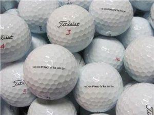 100 balles de Golf Titleist Pro V1 x Perle/Grade A-from Ace-Balles de Golf