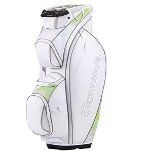 TaylorMade 'Sac pour bâtons de Golf, Homme Taille Unique Blanc/Vert