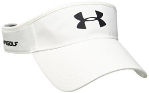 Under Armour Core Casquette Homme, Blanc, OSFA