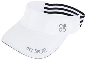 EQ – Pare-Soleil Sport Taille Unique – Blanc – Taille Unique