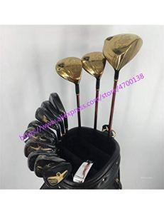 HDPP Club De Golf Club De Golf Maruman 9 Clubs Complets De Golf Driver + Bois De Parcours + Fers + Fer + Putter + Sac Graphite
