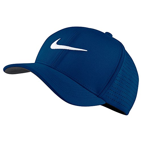 Nike Classic 99 Performance Golf Cap 2017 Blue Jay/Anthracite/White Large/X-Large