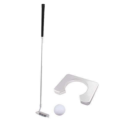 YIXIE Golf Ball Retriever for Putter, Putter Golf Ball Retriever, Bois Golf Indoor Club Voyage Putter Kit WEEXIZHIGUANGLIYA