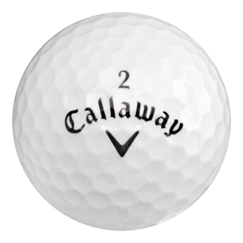 Callaway Mix-Near Mint AAAA Grade-Recycled Used Golf BALLS-72 Pack