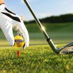 Emoji EMGBB005 Lot de 24 Balles de Golf Mixte Adulte, Blanc, N/A